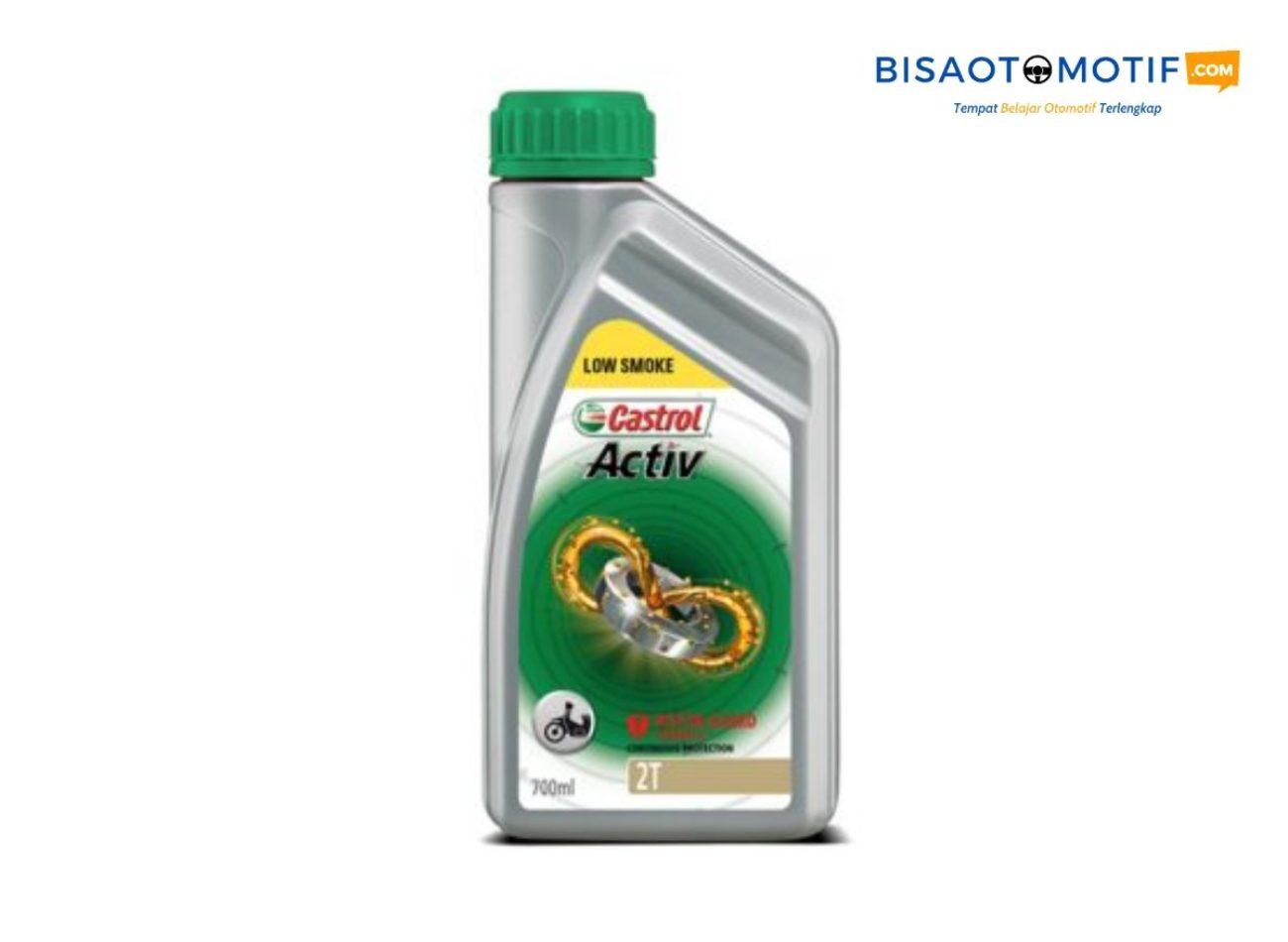 castrol active 2t